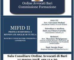 locandina MIfid II melpignano