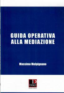 Guida operativa alla Mediazione