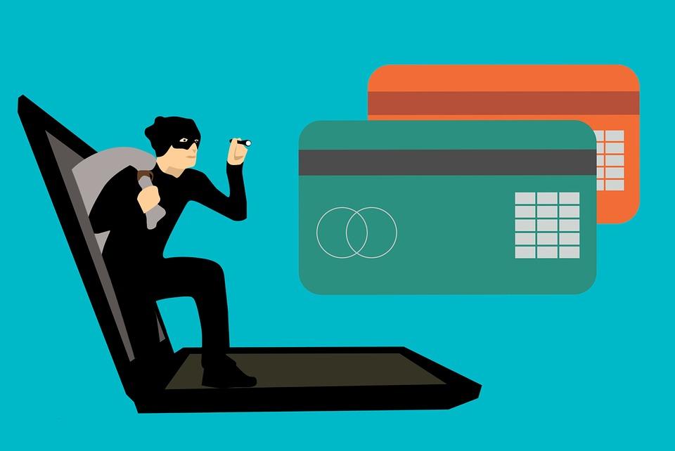 furto carta di credito clonata phishing